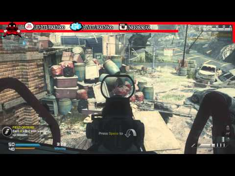 Call of duty Ghosts:PC STUTTERING FRAME RATE DROP FIX + SNIPER RANT