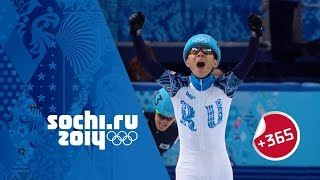 Victor An Wins 1000m Gold  - Full Short Track Speed Skating Final | #Sochi365