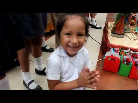 Cuarto día de Novena - Unidad Educativa Eliecer Bravo Andrade