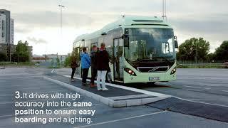 Volvo Autonomous Bus