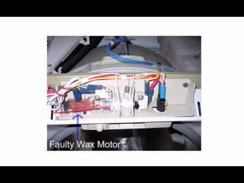 Maytag neptune spin rinse videolike for Maytag neptune motor control board repair