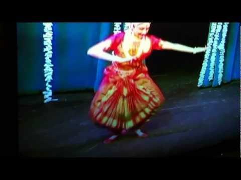 Bharatanatyam Arangetram - Natesha Kowthuvam, Allarippu, & Vasantha Jathiswaram video