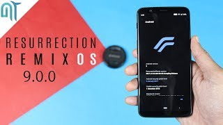 Resurrection Remix Android 9.0 Pie Review | Oneplus 5/5T
