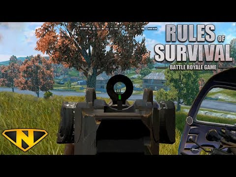 Not Again! (Rules of Survival: Battle Royale #110)
