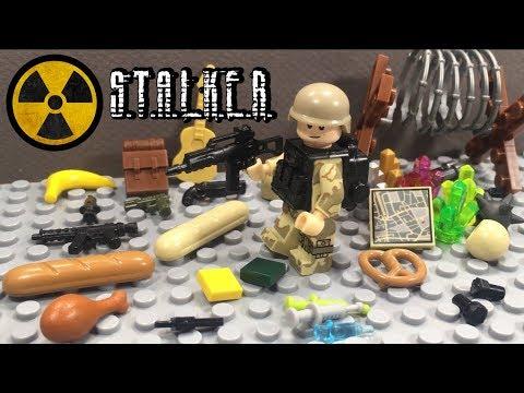 S.T.A.L.K.E.R. Как выжить в зоне СТАЛКЕРУ - НОВИЧКУ?! (Часть 1 - Кордон)