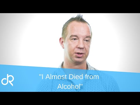 """""""I Almost Died from Alcohol"""" True Stories of Addiction"""