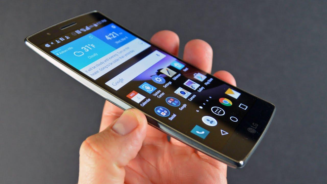 Смартфон с гибким дисплеем LG G Flex 2 покажут на CES 2015