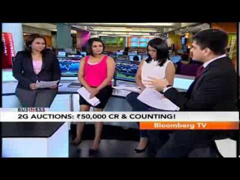 In Business- 2G Auctions: Rs.50,000 Cr & Counting!