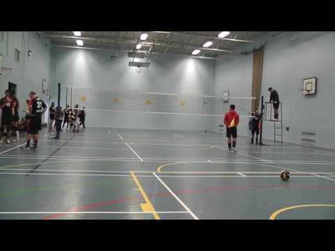 Spikeopaths Mixed2 - Newbury Academy - 19/10/2014 - Set 1