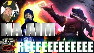 Tobias Fate - THE BEST SCREAM OF TOBIAS NA AIMING | League of Legends
