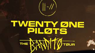 twenty one pilots: Bandito North America Tour 2019