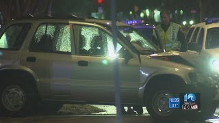 Police cruiser involved in accident in Virginia Beach