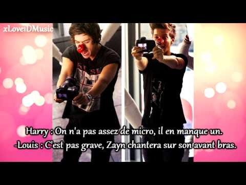 One Direction - French Facts / Facts Français 2013 [PARTIE 2]