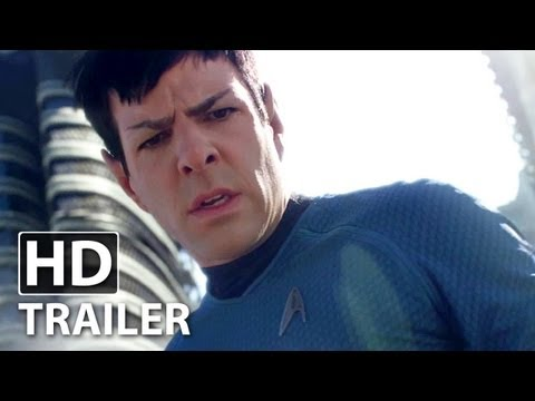 Star Trek Into Darkness - Trailer 2 (Deutsch | German) | HD