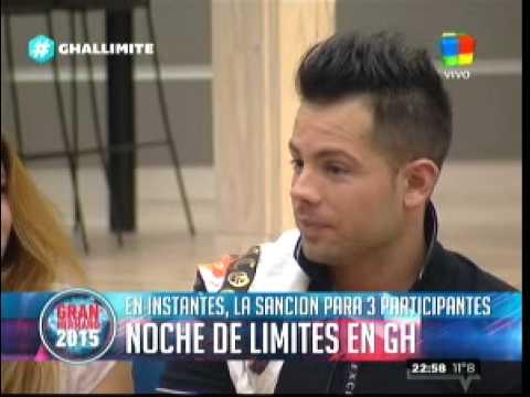 #GH2015: Jorge Rial ingresó a La Casa y les dio a Mariano y Francisco cinco minutos para pelear