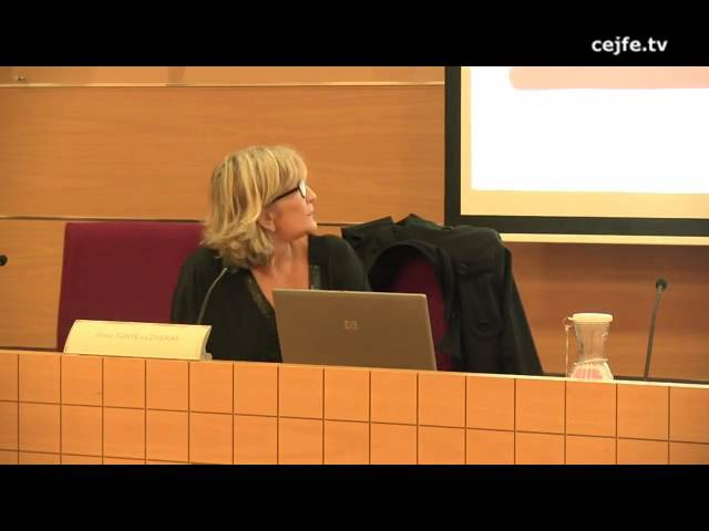 Innovant el sistema de justícia: la mediació. Rosa Torre