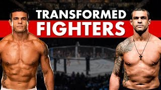 10 Biggest Physical Transformations MMA