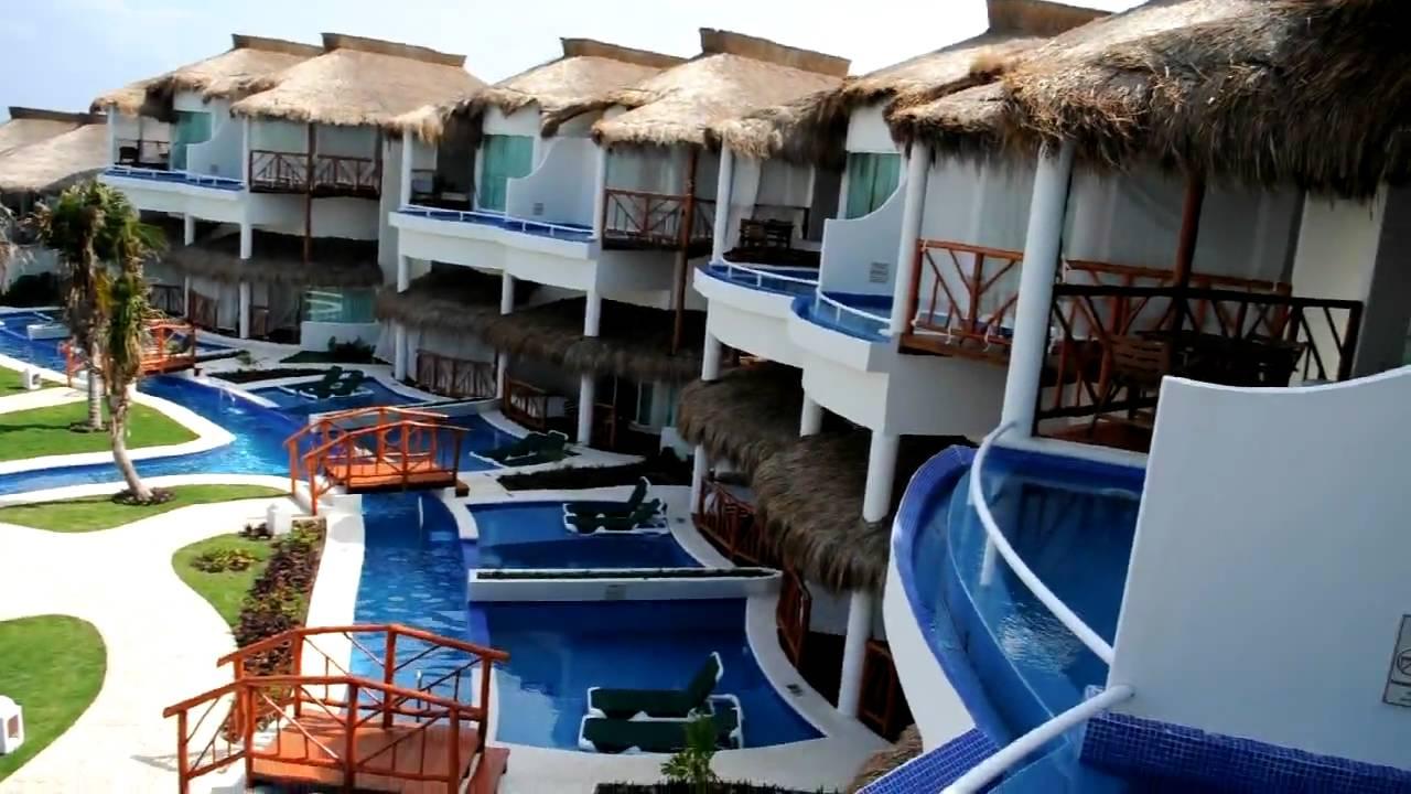 Our Infinity Casita Suite At El Dorado Royale Spa Resort
