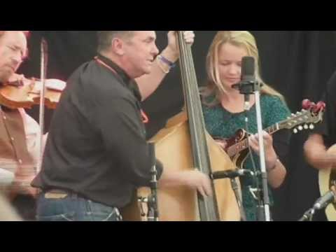 Hatful of Rain .Rocking chair. 2012 Didmarton Bluegrass Festival.