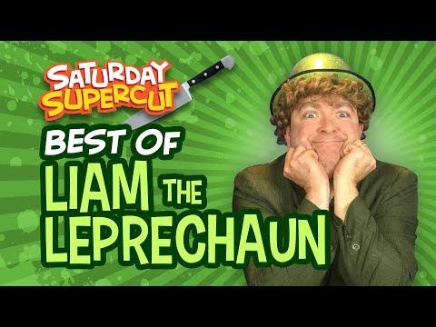 Best Liam the Leprechaun Episodes [Saturday Supercut🔪]