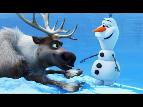 Frozen Trailer 2013 Disney Movie Teaser - Official [HD]