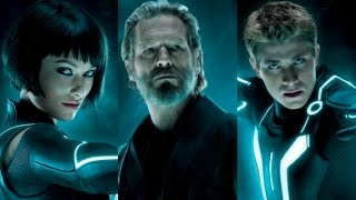 TRON: Legacy - Made it.
