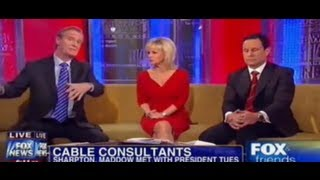 Fox and Friends' Hissy Fit Over No White House Invite