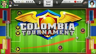 Soccer stars Colombia Tournament