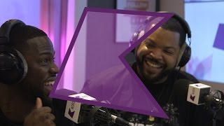 Ice Cube & Kevin Hart talk their relationship, the Oscars, Ride Along 2 and more
