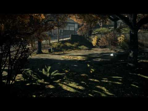 Alan Wake: Building the Technology Video