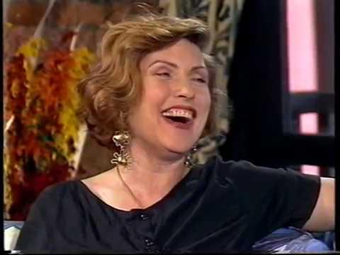 DEBBIE HARRY/BLONDIE-THIS MORNING-ITV-1993
