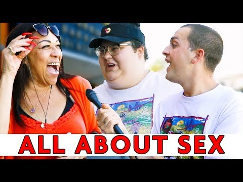 Christine Sydelko and I Ask Strangers About Sex | Chris Klemens thumbnail