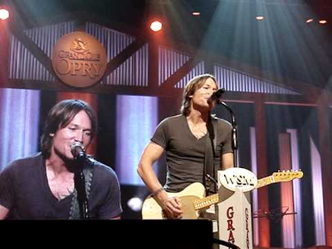 KEITH URBAN - Raining On Sunday - September 4, 2012 - Nashville, TN