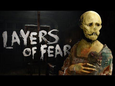Layers Of Fear - САМЫЙ ЖУТКИЙ КОШМАР