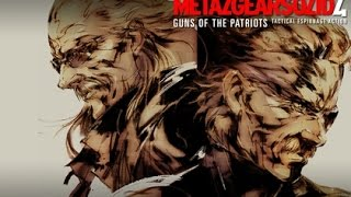 Metal Gear Solid 4: Guns of the Patriots (Big Boss Run)