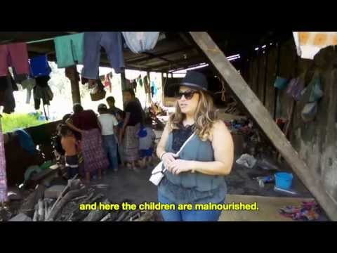 Poverty in #Guatemala, How Others Live in the World w/subtitles