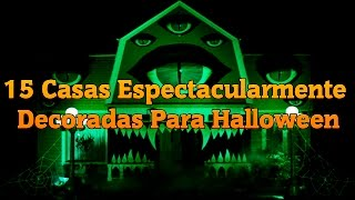 Las 15 casas decoradas para halloween mas espectaculares
