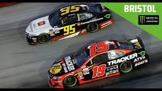Monster Energy NASCAR Cup Series - Full Race - Bass Pro Shops NRA Night Race