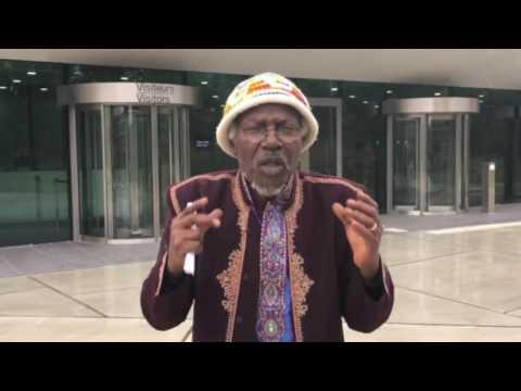 Alpha Blondy à la CPI I La Star du Reggae donne un message de paix aux ivoiriens
