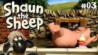 Shaun the Sheep - Pig Trouble S2E3 (DVDRip XvID)HD