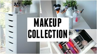 Makeup Collection Of A 16 Year Old 2017 | Eloise Anne
