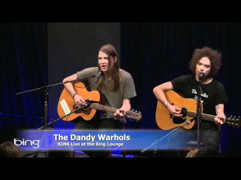 The Dandy Warhols - We Used To Be Friends (Bing Lounge)