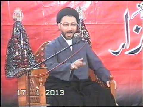 Majlis-e-Aza :  Zikre Imam HUSSAIN (a.s) by Allama Shahenshah Hussain Naqvi