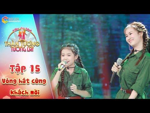 Download Lagu Thần tượng tương lai| tập 15: Hiền Trân & Ca sĩ Võ Hạ Trâm - Nổi lửa lên em MP3 Free