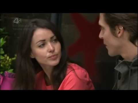281a - Brendan Brady and Lynsey Nolan | Hollyoaks E4 June 28th 2012 - part one