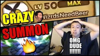 RIDICULOUS Lightning Rates & Nat 5's AGAIN! - LIT Session! - Summoners War