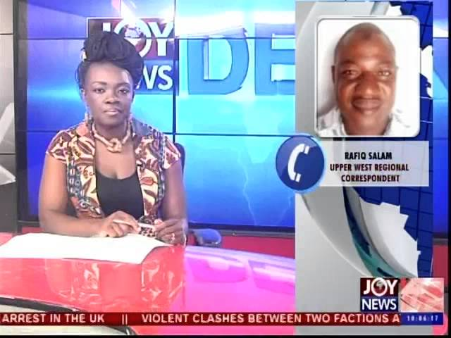 Soldiers Brutalise WA Islamic SHS Girls - News Desk (21-11-14)