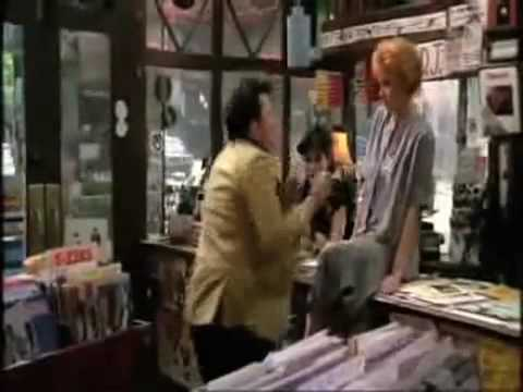 A classic scene from Pretty in Pink. I remember when I saw this movie, I thought Ducky was hot. Now I watch it and he seems supergay. LOL. I still love him/J...