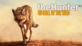 ОХОТА НА КОЙОТОВ - TheHunter: Call of the Wild.