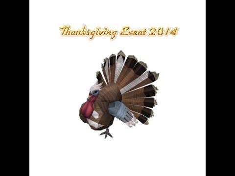 Runescape 3 – Thanksgiving Event 2014 Guide
